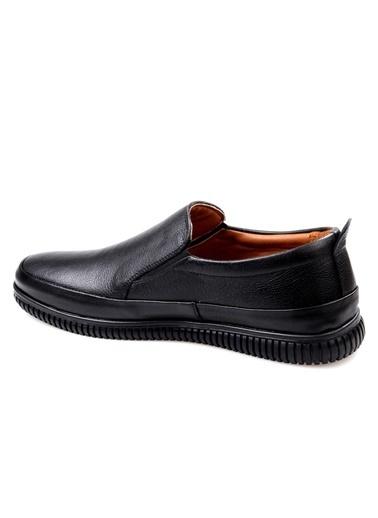 Polaris Ortapedik(5 Nokta) Deri Günlük Erkek Ayakkabı Kahve